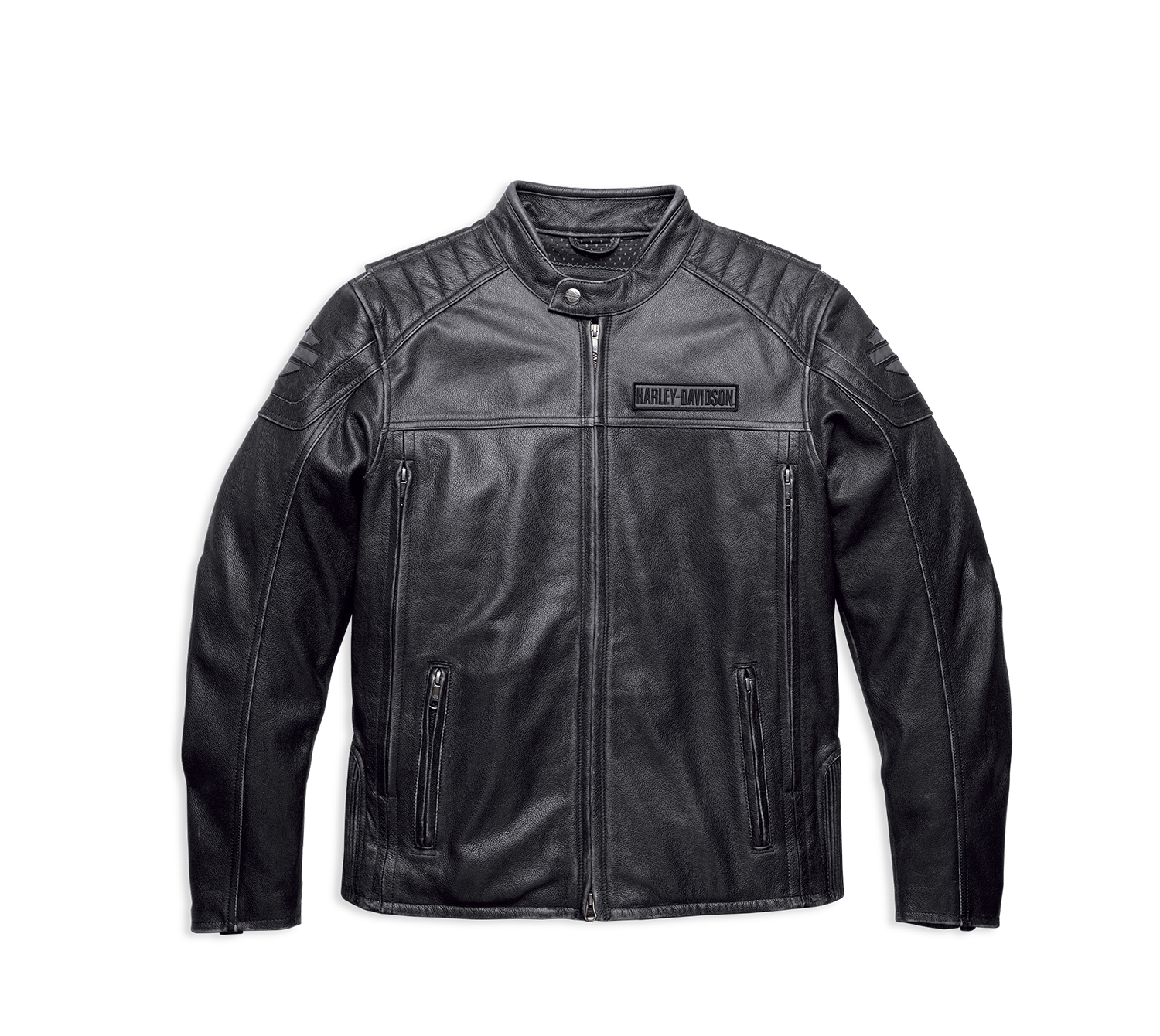 Men's Midway Distressed Leather Jacket